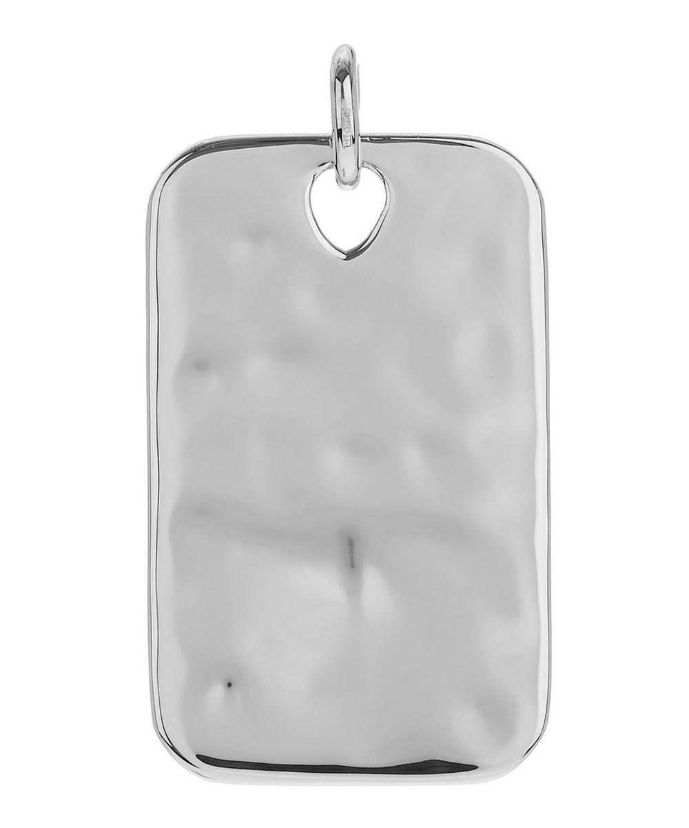 Havana Large ID Pendant
