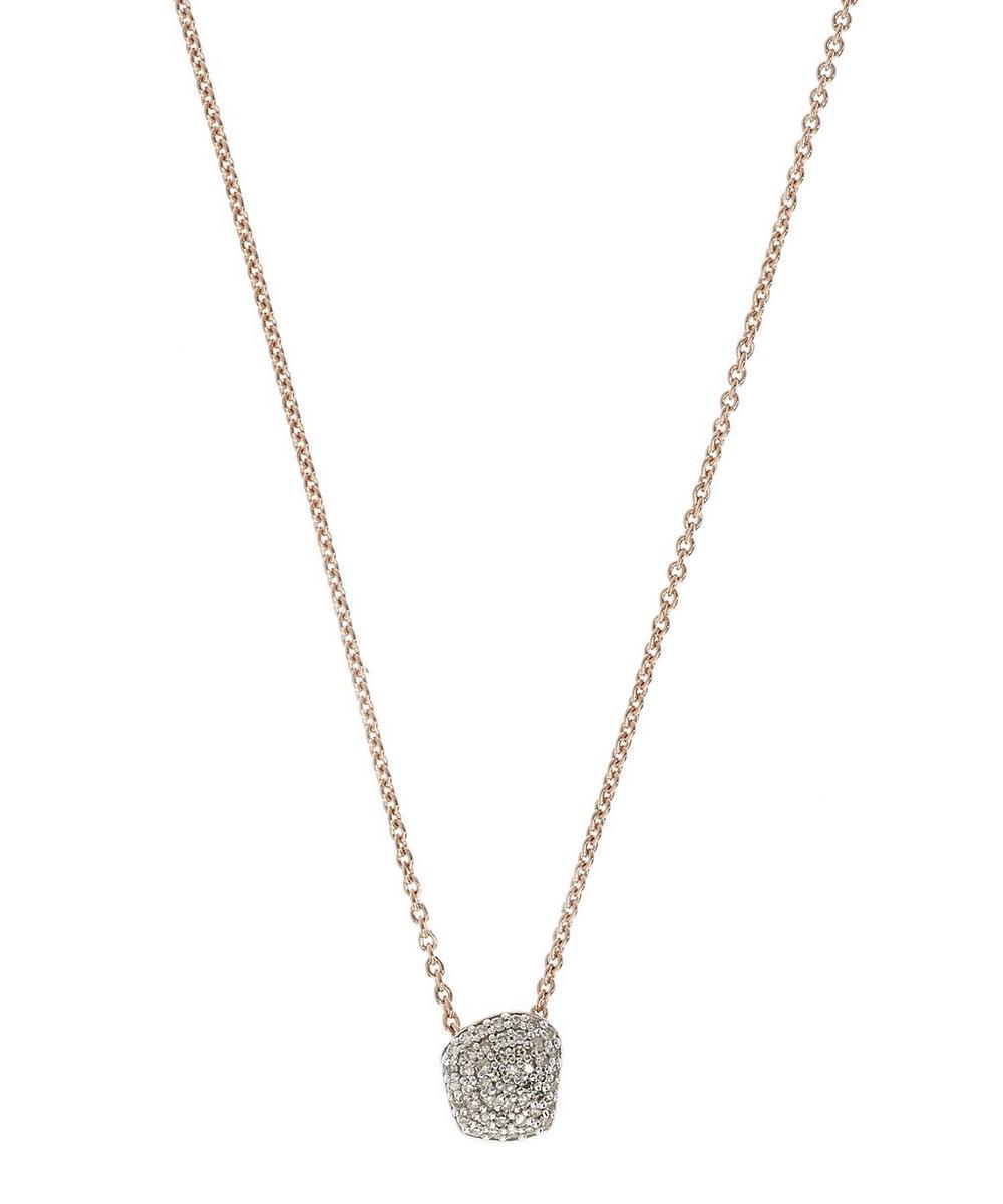 Nura Mini Nugget Necklace