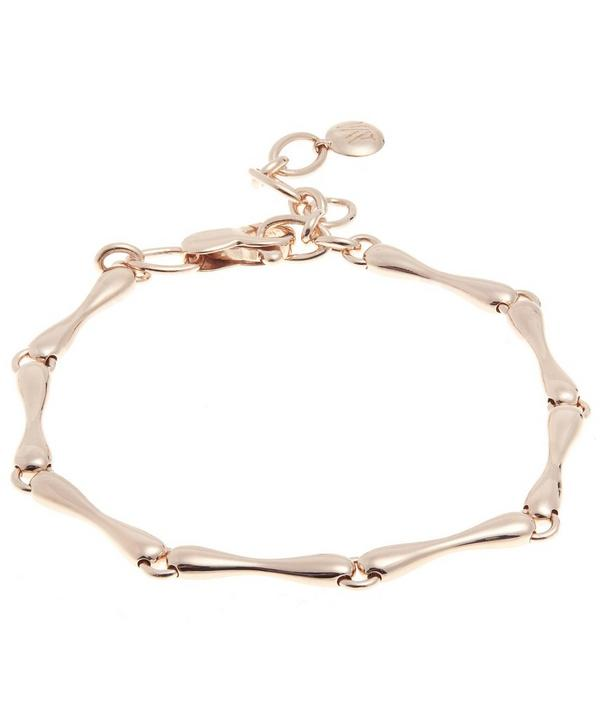 Rose Gold-Plated Nura Reef Bracelet