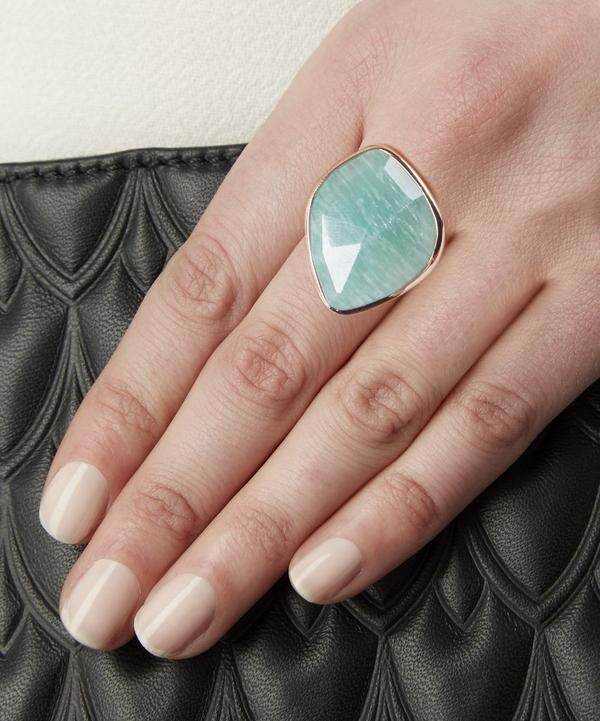 Siren Nugget Cocktail Ring