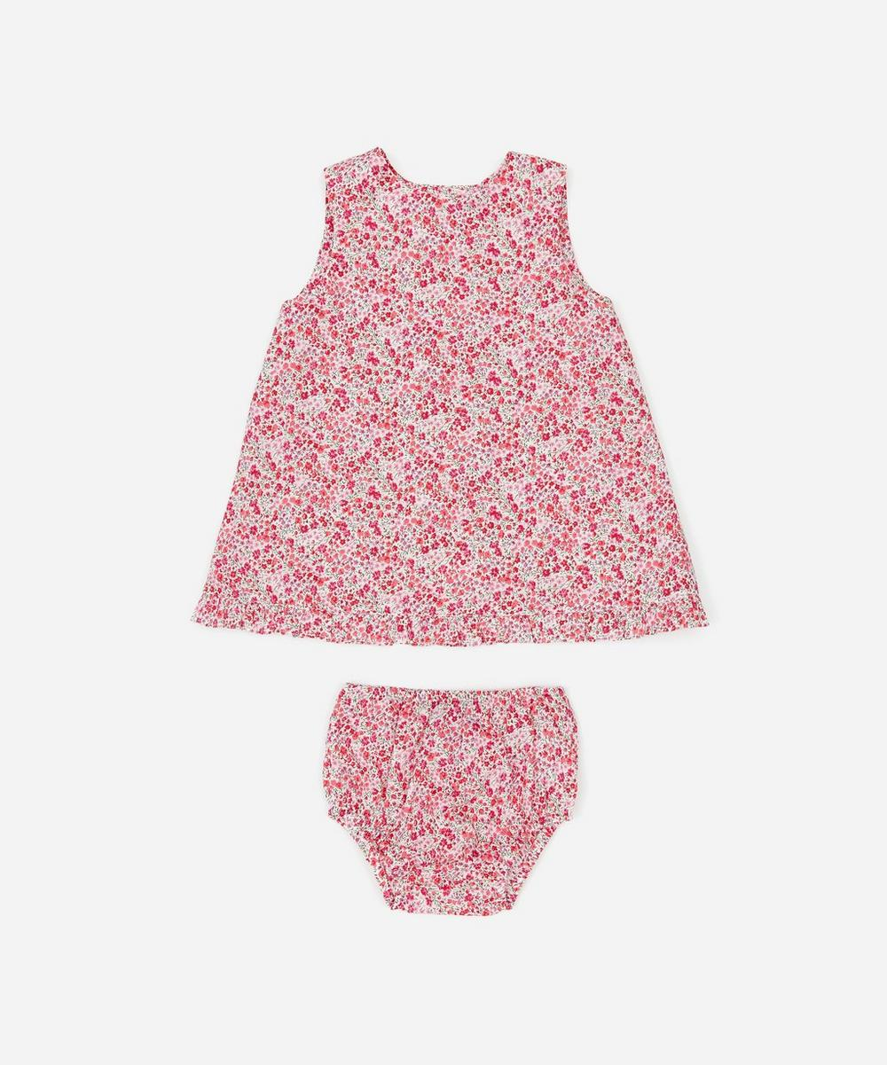 Phoebe Baby Tana Lawn Cotton Wrap Dress 3 Months - 3 Years