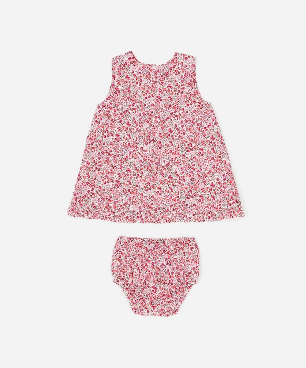 Phoebe Baby Wrap Dress