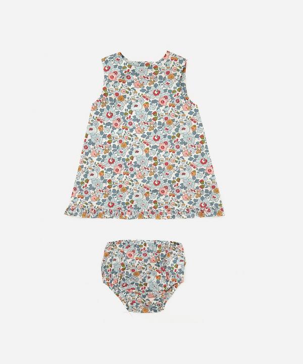Betsy Baby Wrap Dress