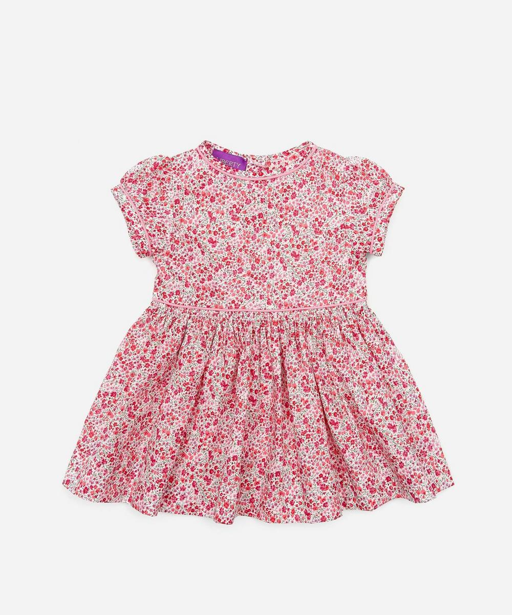 Phoebe Tana Lawn Cotton Short Sleeve Dress 3-24 Months