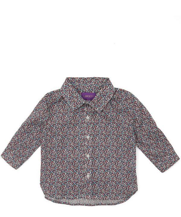 Pepper Boys Tana Lawn Cotton Shirt 3-24 Months