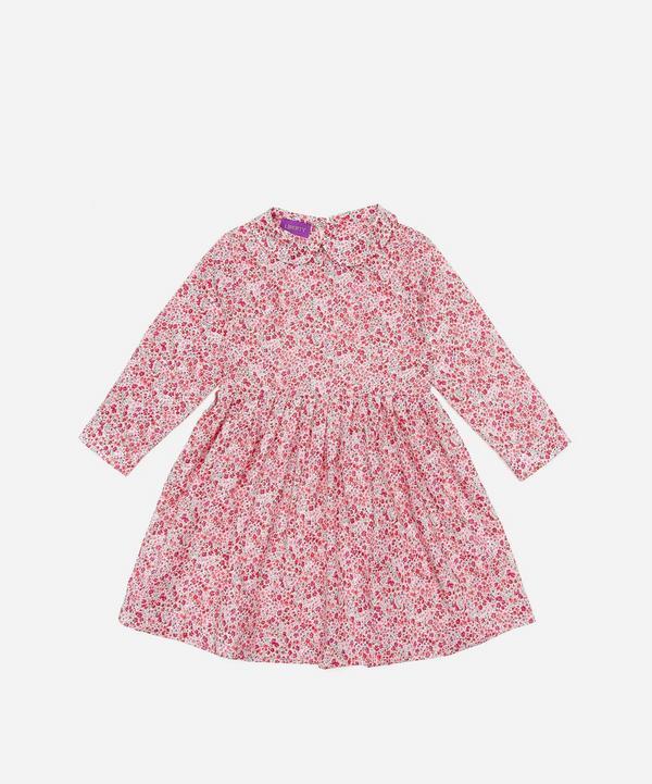 Phoebe Long Sleeve Dress 2-6 Years