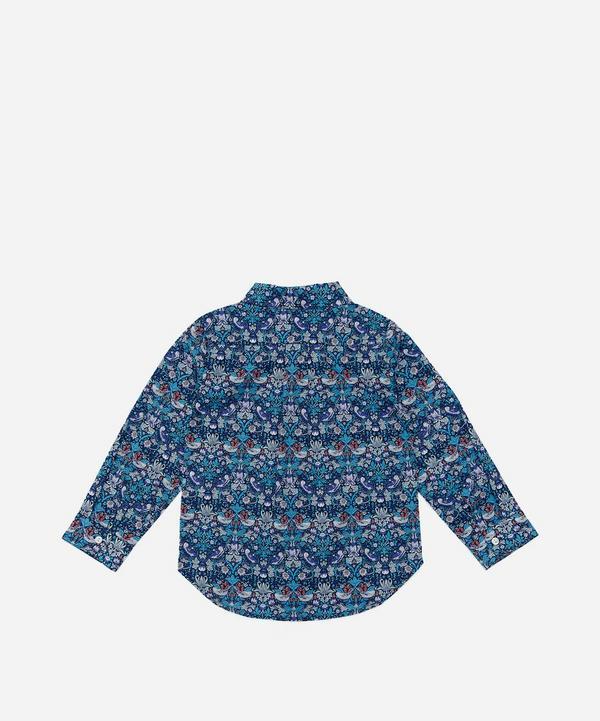 Strawberry Thief Long-Sleeve Shirt