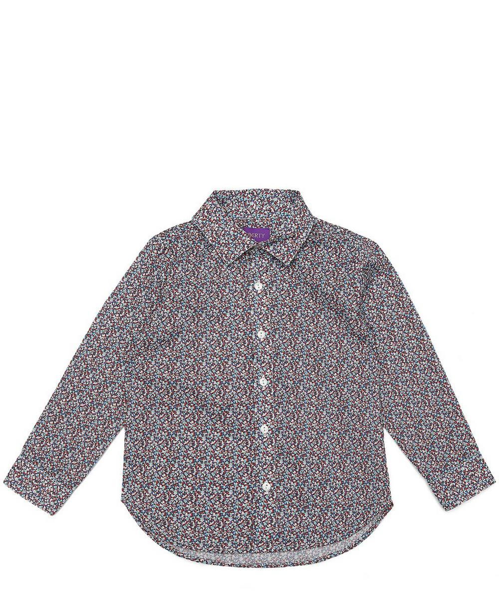Pepper Tana Lawn Cotton Long-Sleeve Shirt 2-6 Years