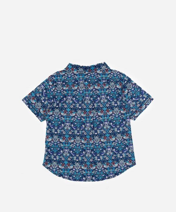 Strawberry Thief Short-Sleeve Shirt