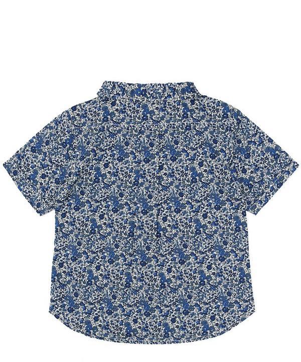 Emma Georgina Short-Sleeve Shirt