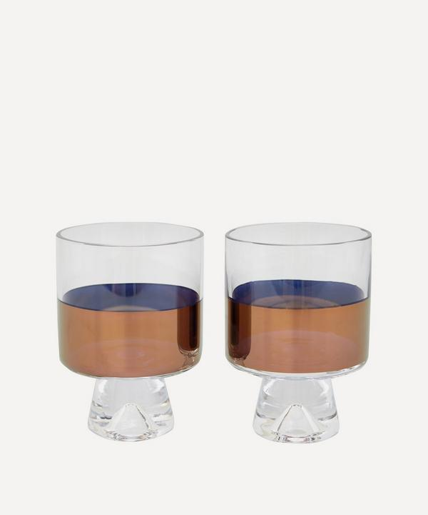 Tank Lowball Glasses Set