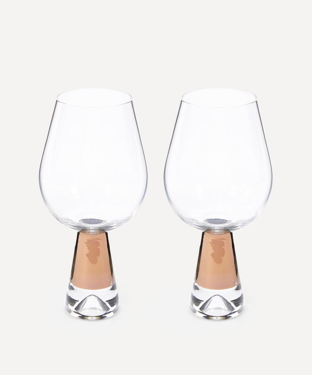 TANK WINE GLASSES SET