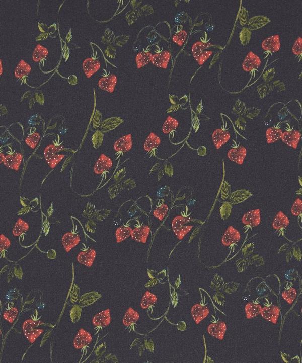 Strawberry Fields Silk Satin