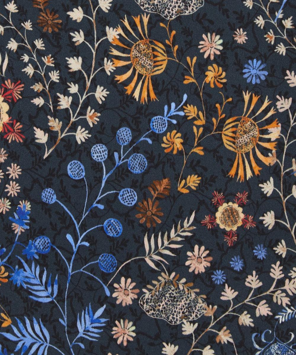Crochet Meadows Silk Satin
