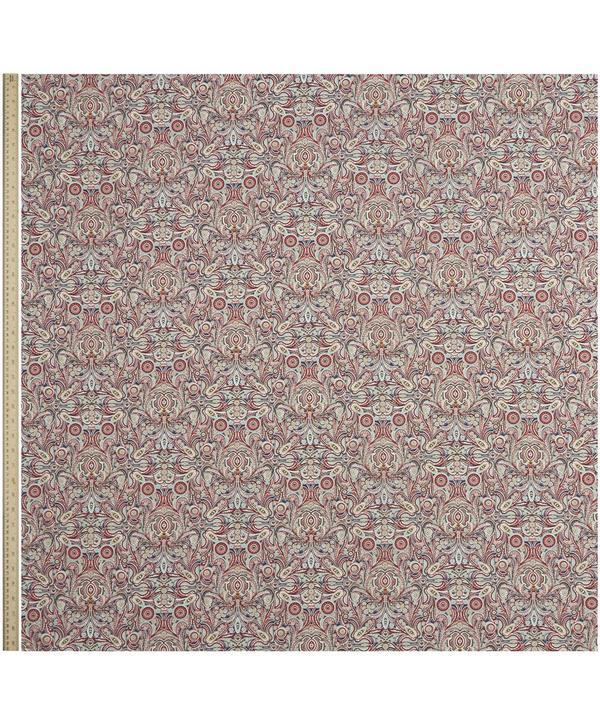 Peach Nouveau Tana Lawn Cotton