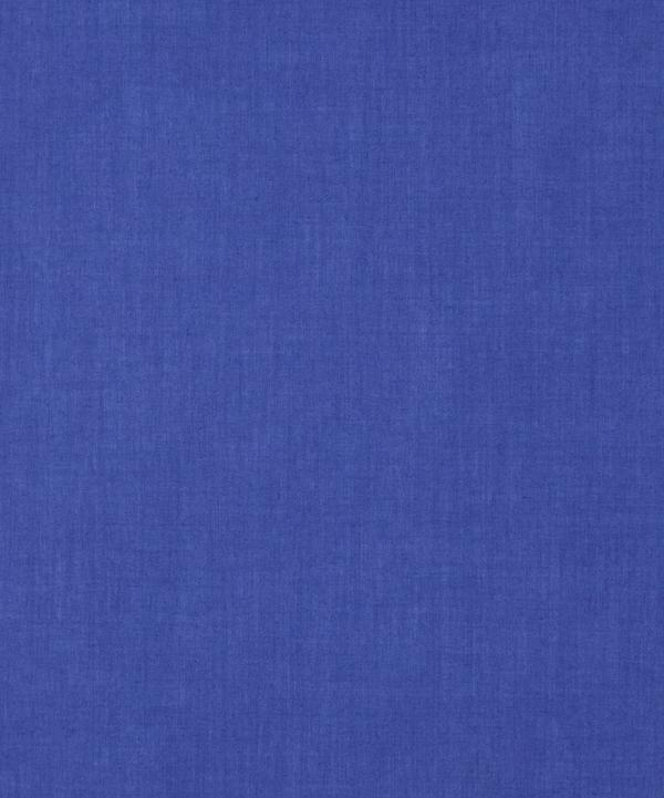 Cobalt Blue Plain Tana Lawn Cotton