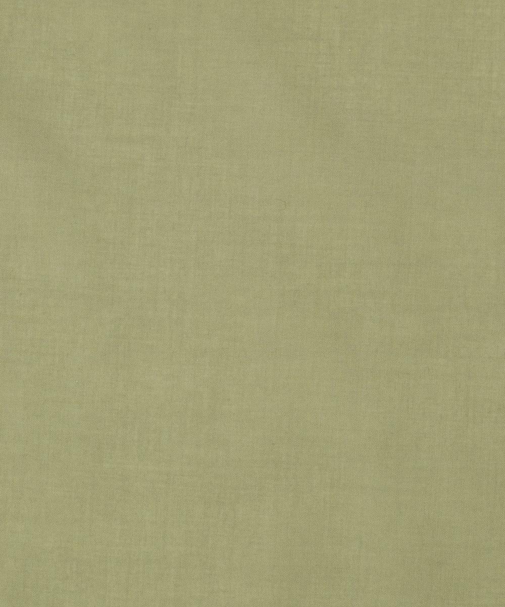 Sage Plain Tana Lawn Cotton