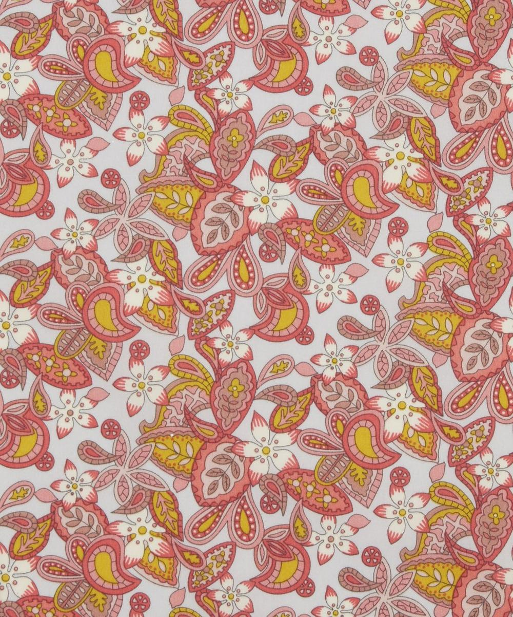 Lemon Flowers Tana Lawn Cotton