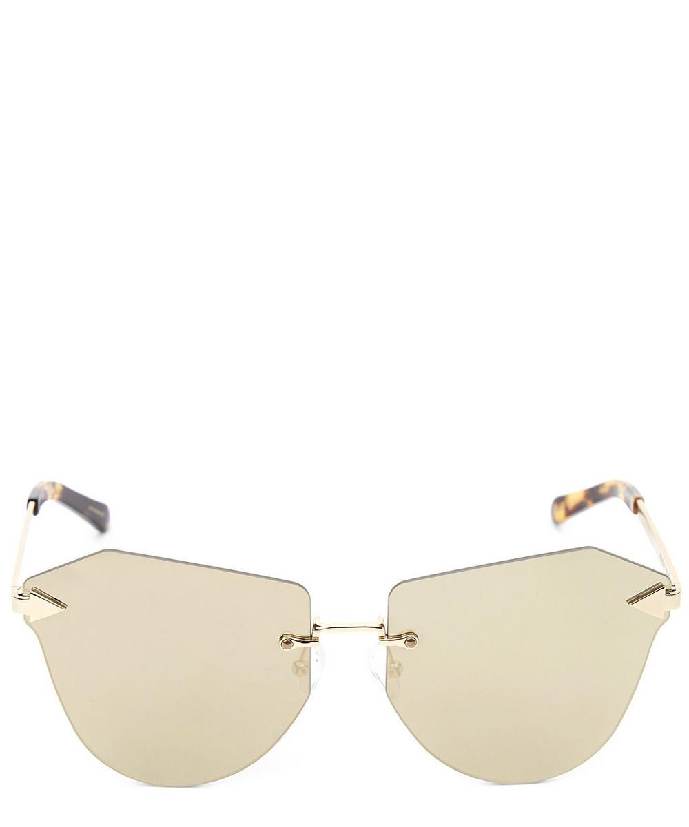 Dancer Cat Eye Sunglasses