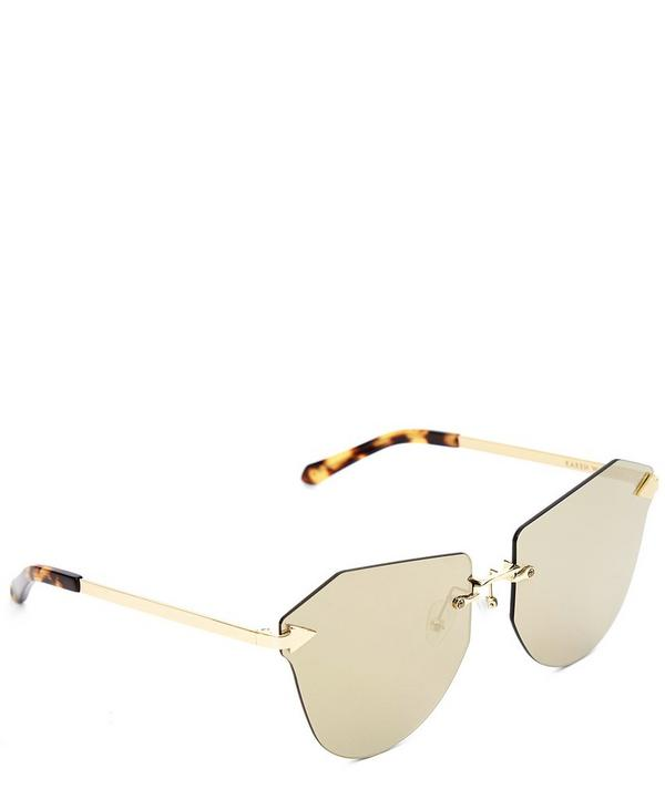 Dancer Cat Eye Sunglasses