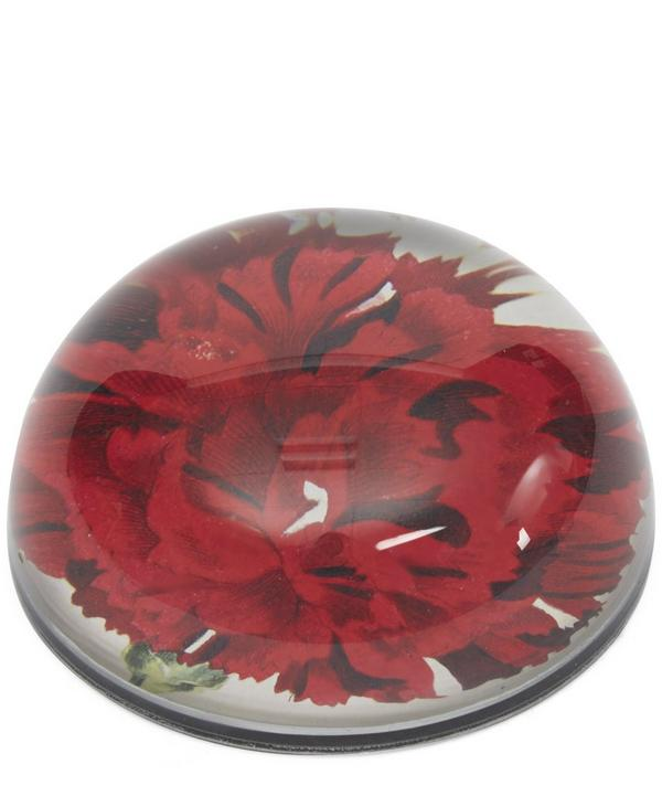Dianthus Paperweight