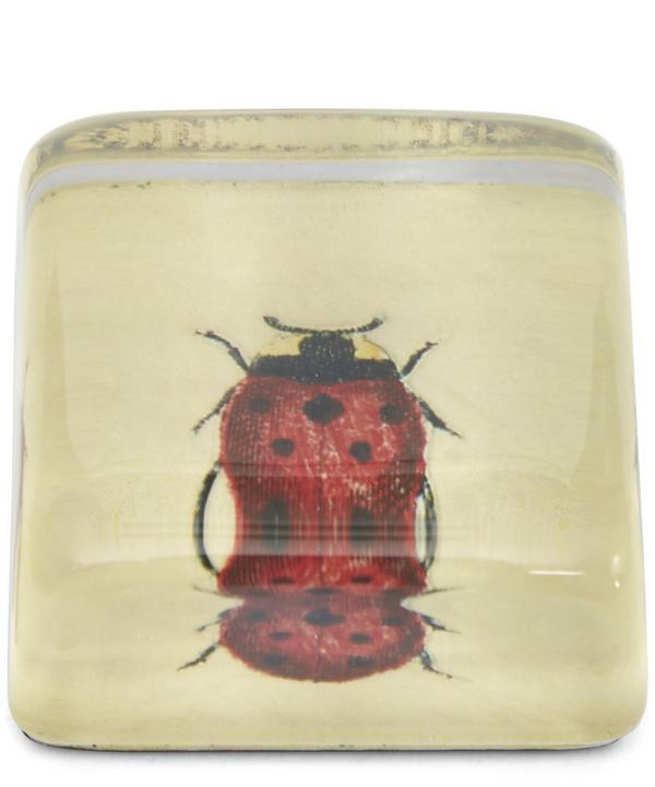 Lucky Ladybug Paperweight