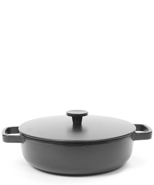 Cast Iron Sauté Pan