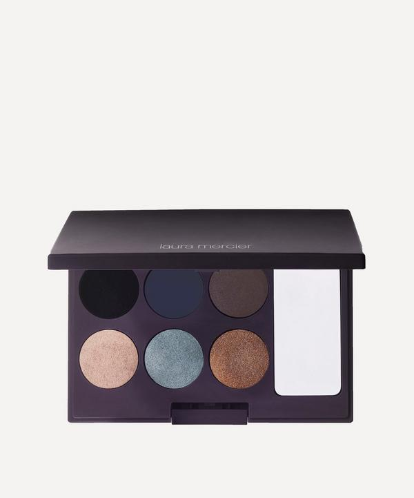 Editorial Eyeshadow Palette in Intense Clays