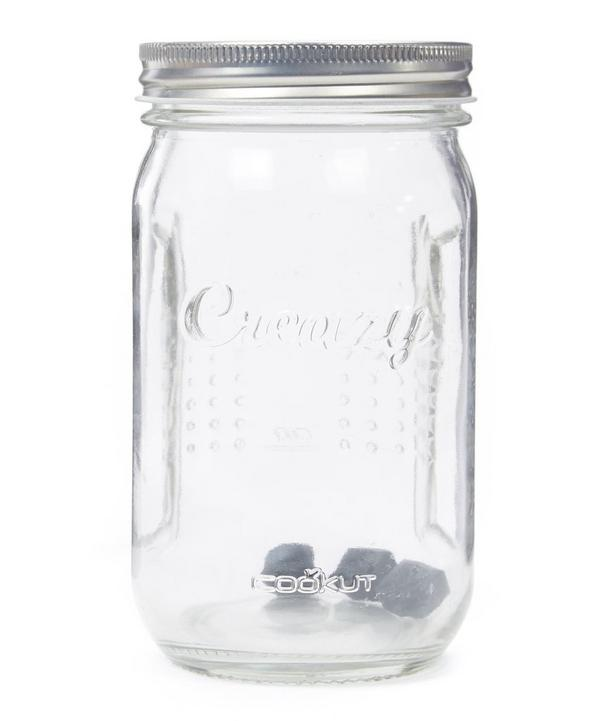 Creazy Whipped Cream Jar