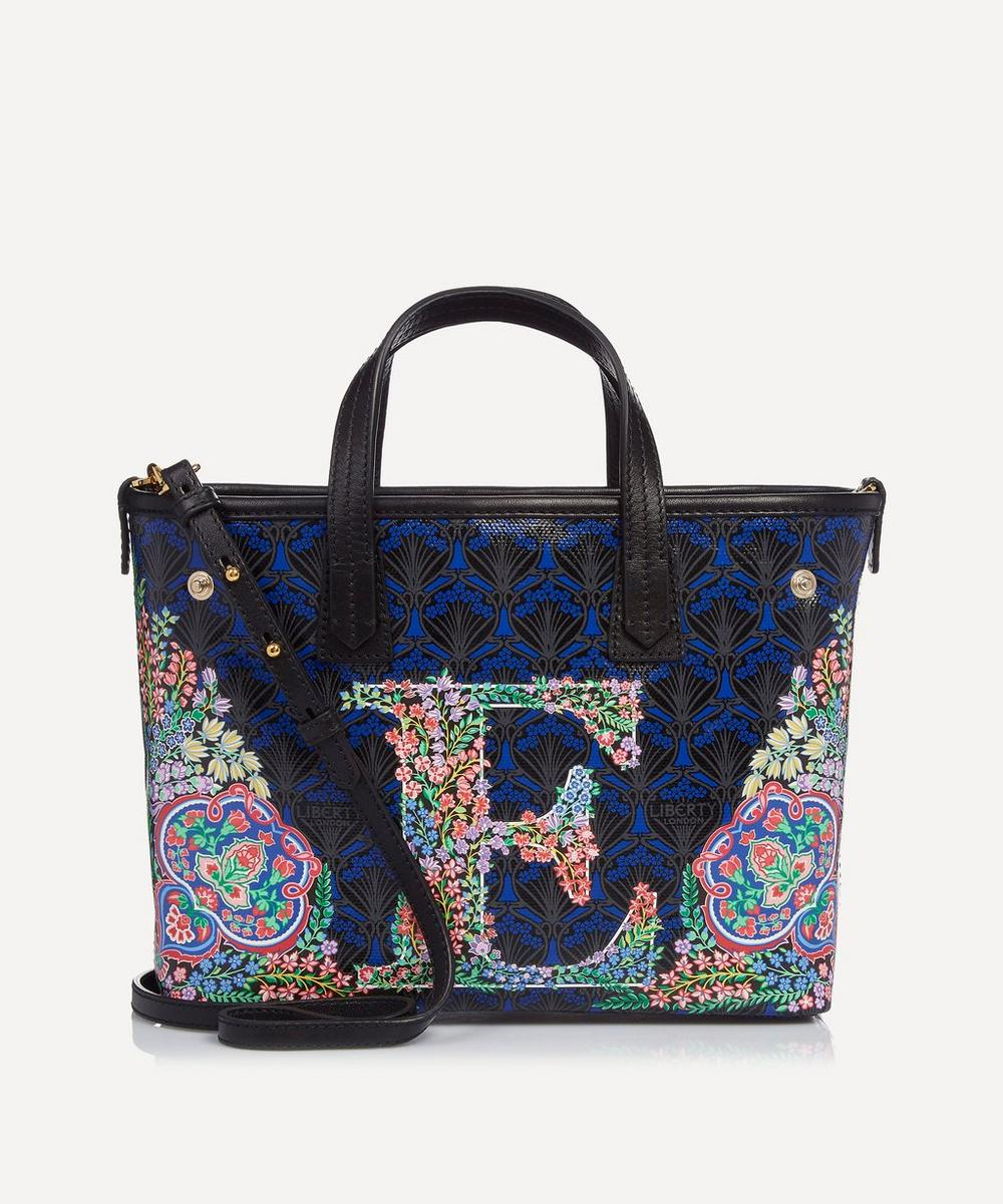 Mini Marlborough Tote Bag in E Print