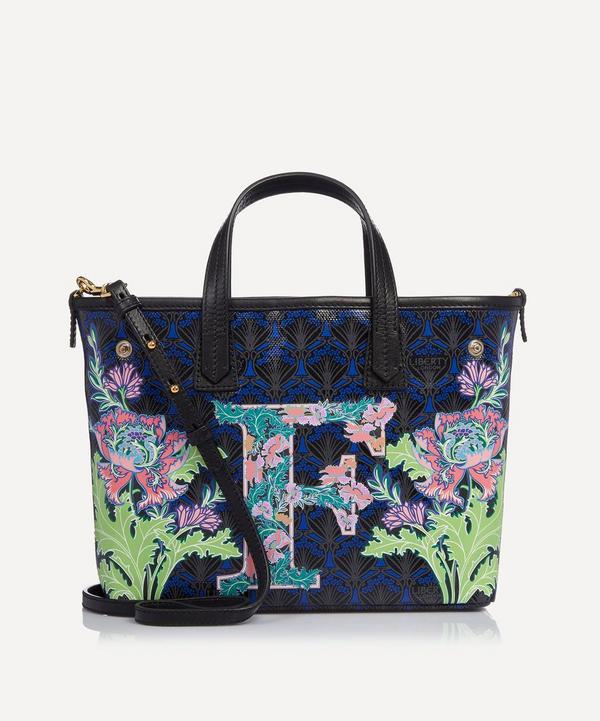 Mini Marlborough Tote Bag in F Print