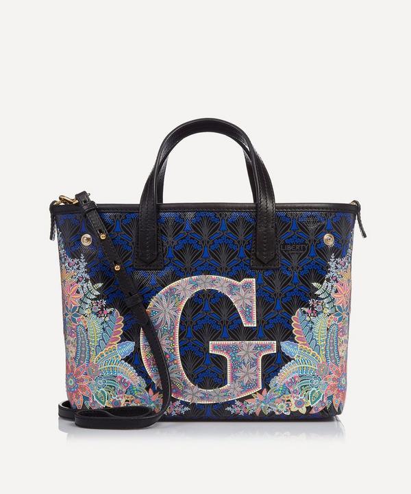 Mini Marlborough Tote Bag in G Print
