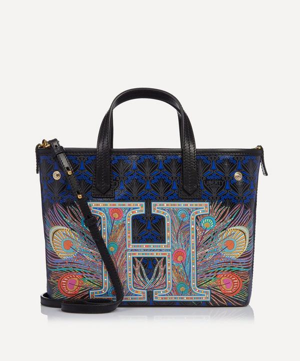 Mini Marlborough Tote Bag in H Print