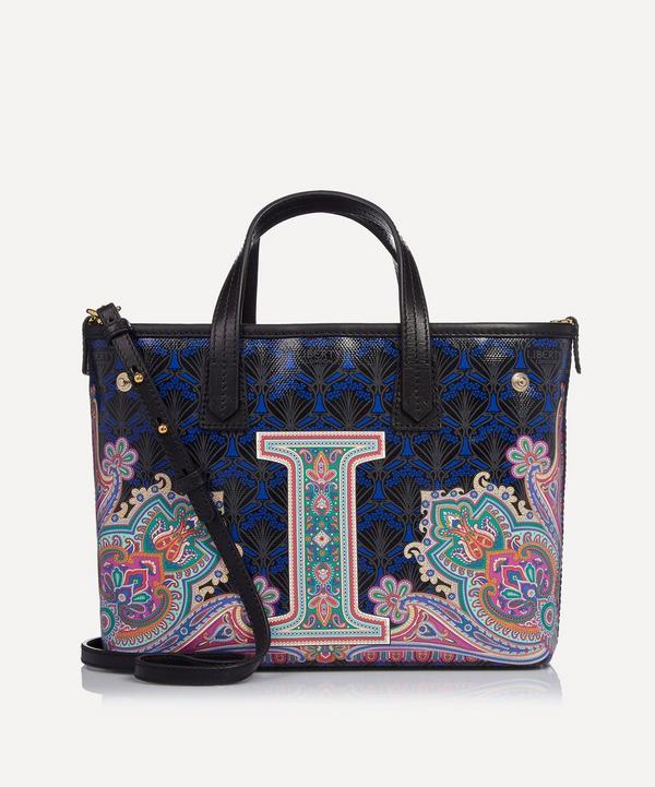 Mini Marlborough Tote Bag in I Print