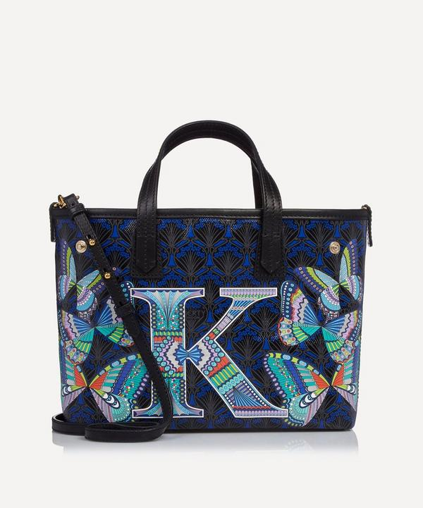 Mini Marlborough Tote Bag in K Print