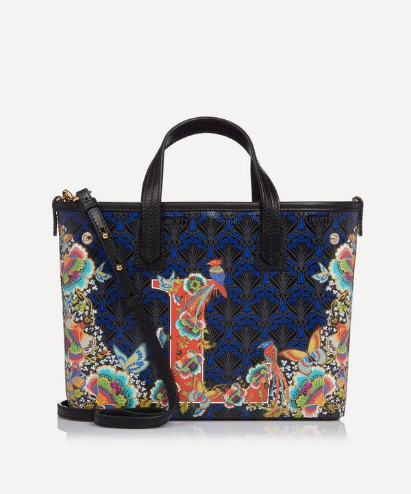 Mini Marlborough Tote Bag in L Print