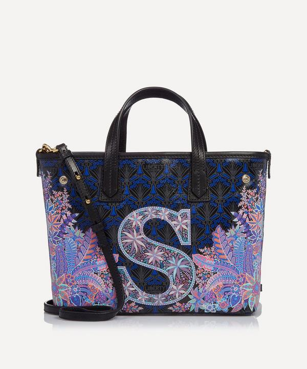 Mini Marlborough Tote Bag in S Print