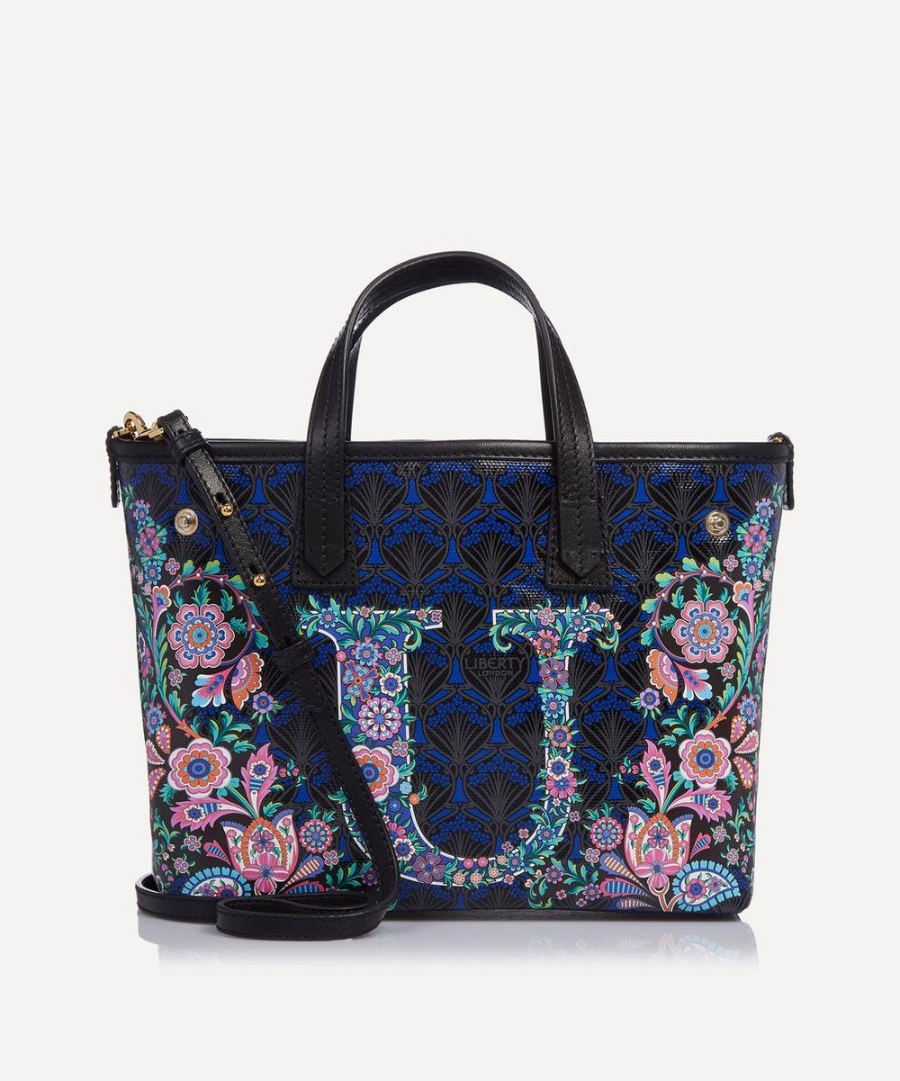 Mini Marlborough Tote Bag in U Print