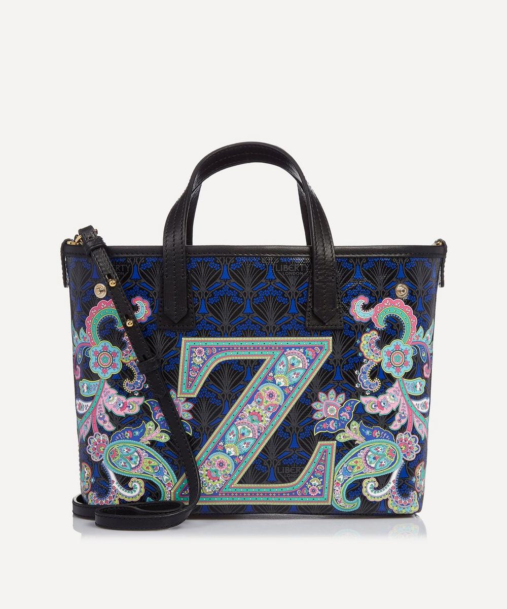 Mini Marlborough Tote Bag in Z Print