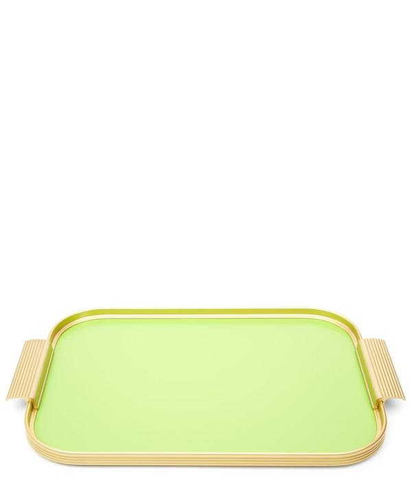 Diamond Ribbed 35 x 25cm Tray