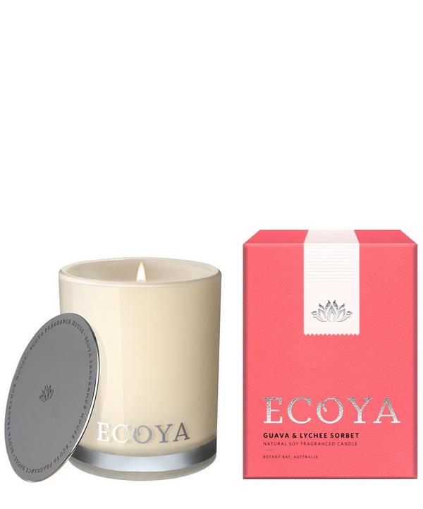 Guava & Lychee Candle 400g