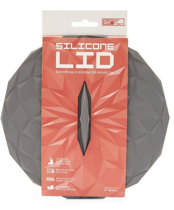 Silicone Saucepan Lid