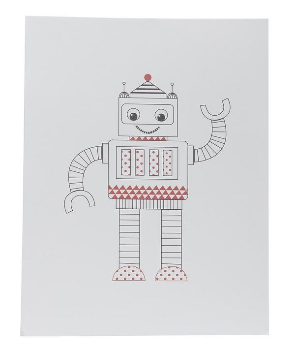 Hello Robot Print