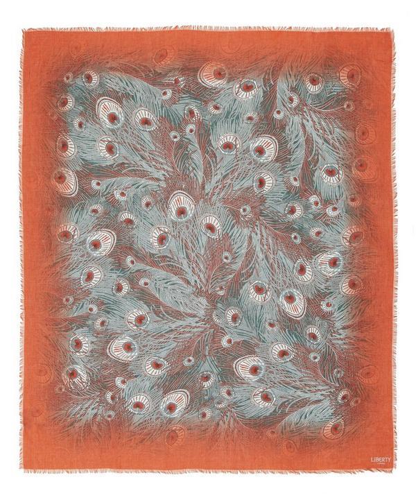 Hera 110 x 130 Silk Chiffon Scarf