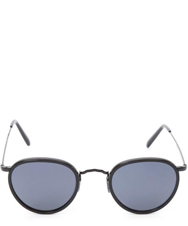 MP2 Round Vintage-Style Sunglasses