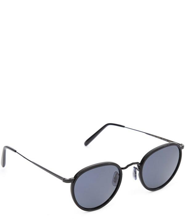 MP2 Round Vintage-Style Sunglasses
