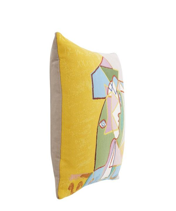 Femme au Chapeau 1934 Picasso Tapestry Cushion