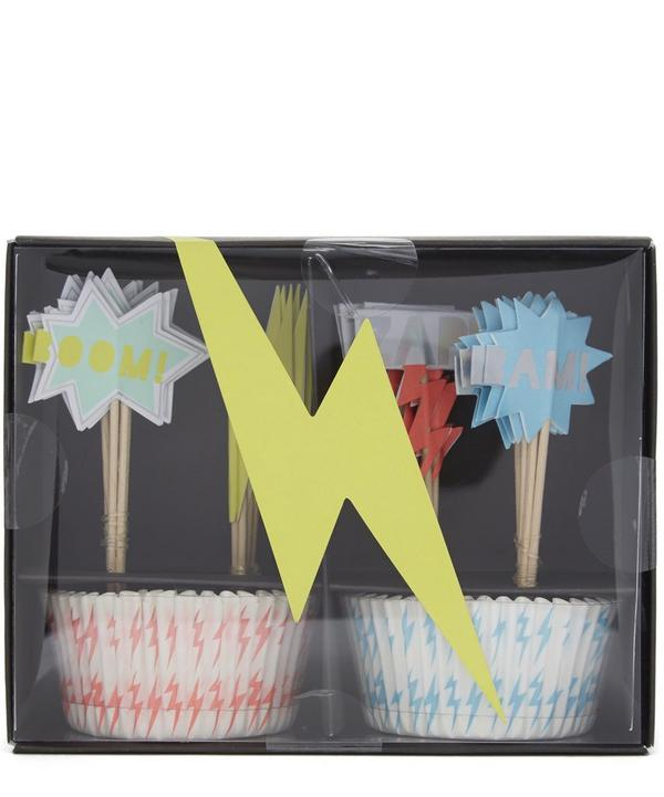 Superhero Cupcake Kit