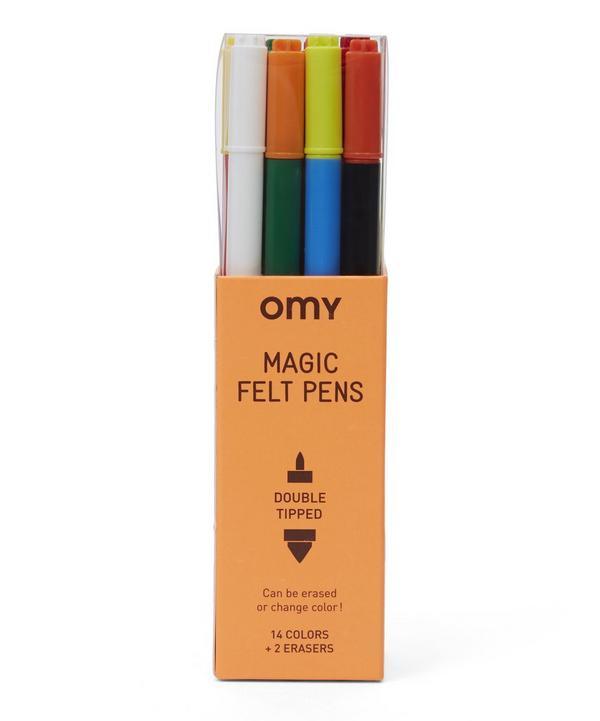 16 Magic Felt Pens