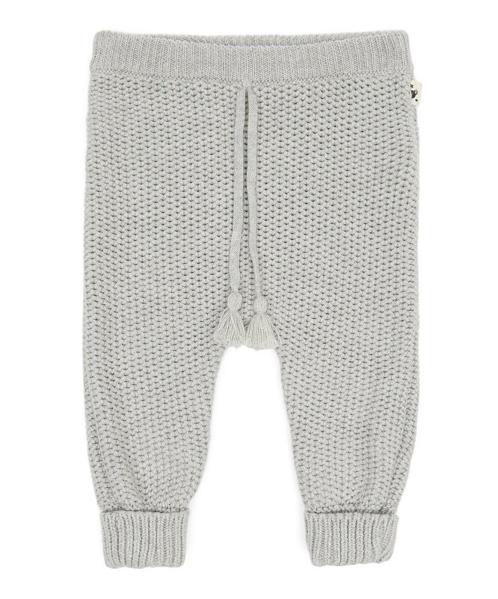 Cotton Knit Trousers 3-24 Months